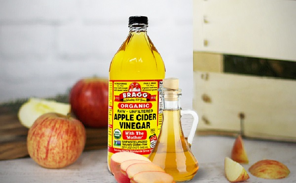 Giảm cân nhanh chóng bằng giấm táo.
