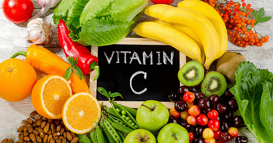 uống vitamin C giảm cân không