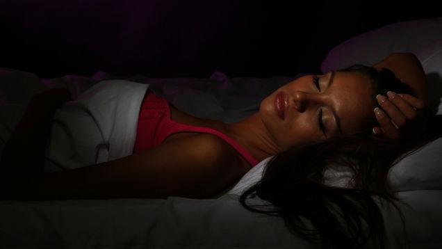 giảm cân khi đang ngủ
