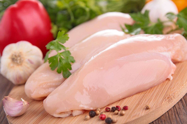 thịt trắng giúp giảm cân giảm 8 cân trong 7 ngày